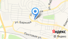 Авторадио-Братск, FM 102.9 на карте