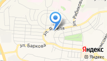 Автобаллон на карте