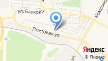 Братский межрайонный орган Федеральной службы по контролю за оборотом наркотиков по Иркутской области на карте