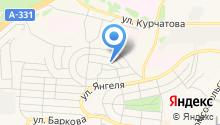 Братская Библейская Церковь на карте