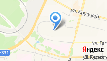 Братск-АйТи на карте