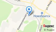 Дом камня на карте