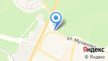Дескор на карте