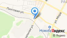 Авто-Дока на карте