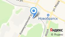 АВTOДЕЛО на карте