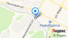 TORA Сервис на карте