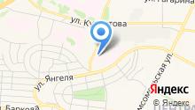 Братский перинатальный центр на карте
