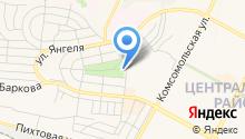 Братский городской объединенный музей истории освоения Ангары на карте
