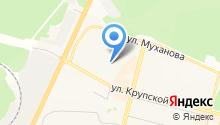 Братская швейная фирма на карте