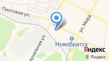 Сервисный центр для Honda на карте