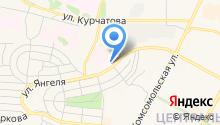 Амбулаторный диализный центр на карте
