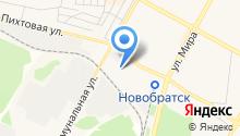 Байкальская Теплогенерирующая Компания на карте
