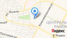 Ангара, ТСЖ на карте
