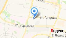 Братский педагогический колледж на карте