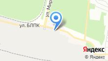 Братский ремонтный механический завод на карте