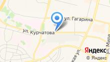 БиПласт на карте