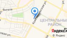 Всероссийское общество инвалидов Центрального округа г. Братска на карте