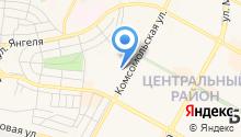 ДЕЗОСТРОЙСЕРВИС на карте