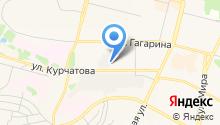 Братский Городской Лесхоз на карте