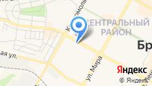 Арбитражный управляющий Лысенко А.Н. на карте