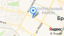 Василёк + на карте