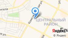 Администрация Братского района на карте