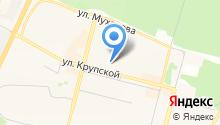 Адвокатский кабинет Иванова П.А. на карте