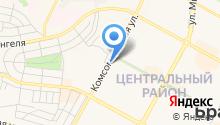 Центр озонотерапии на карте