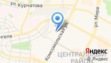 Архивный отдел муниципального образования на карте