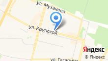 Джунгли на карте