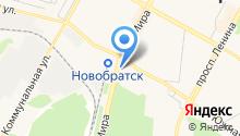 Гостехнадзор на карте
