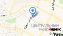 БИЗНЕС-ЮРИСТ на карте