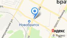 Нотариус Закусилов О.Н. на карте