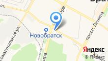 Братский районный отдел Управления Федеральной службы по ветеринарному и фитосанитарному надзору по Иркутской области на карте