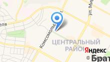 Адвокатский кабинет Рябининой Л.В. на карте
