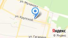 Байкальский Банк Сбербанка России на карте