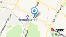 ДЕВАНА на карте