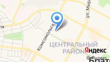 Братский городской суд на карте