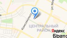 Адвокатский кабинет Кашуба К.В. на карте