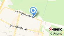 Адвокатский кабинет Калашниковой Е.В. на карте
