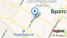 АВТОЗАПЧАСТИ RENAULT на карте
