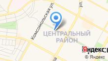 Atea Bratsk на карте