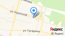 Service.com на карте