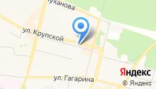 Crocus на карте