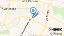 Адвокатский кабинет Зудовой Г.И. на карте