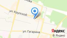 BRILLIANT на карте