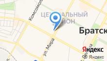 Домоуправление на карте