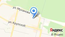 Детский сад №31, Снегирёк на карте