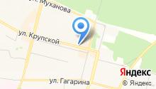 А-Турс на карте