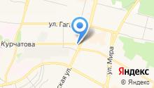 Байкалшина на карте